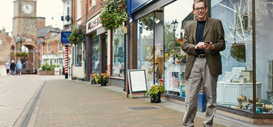 Chesham gets first WiFi enabled pavement in tie up with Virgin Media