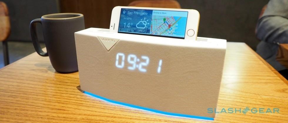 Beddi smart alarm clock can call you an Uber