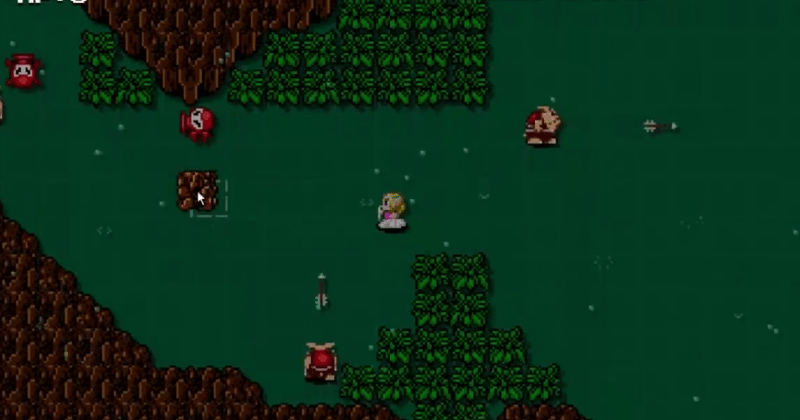 Legend of Zelda Maker might be the closest you can get