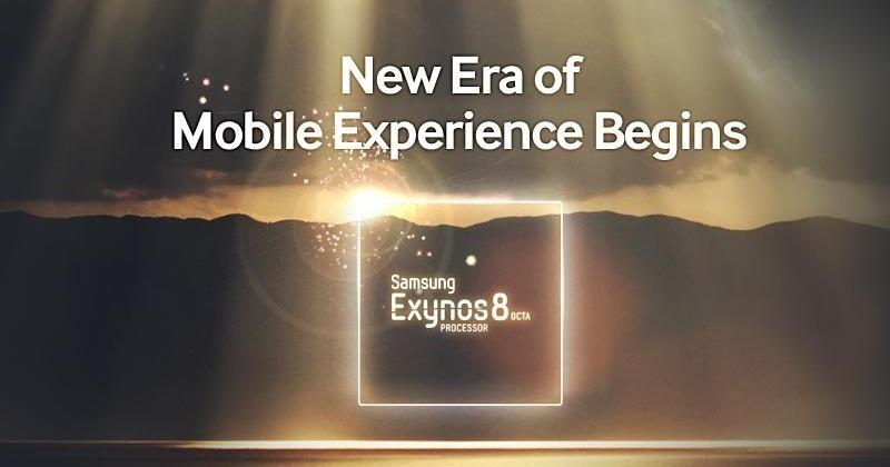 Samsung Exynos 8 Octa: first integrated chip, first custom cores