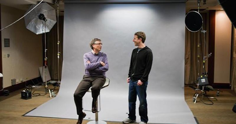 Gates, Zuckerberg join tech founders in clean energy thrust