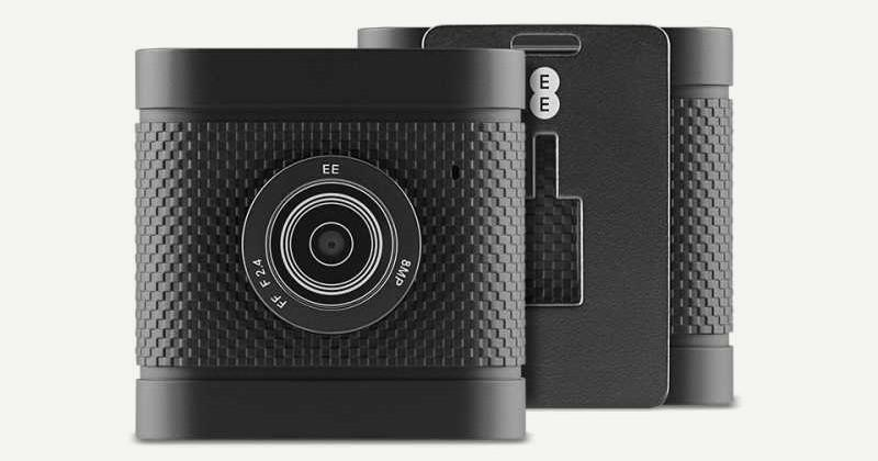 EE's 4GEE Capture Cam wearable is now available