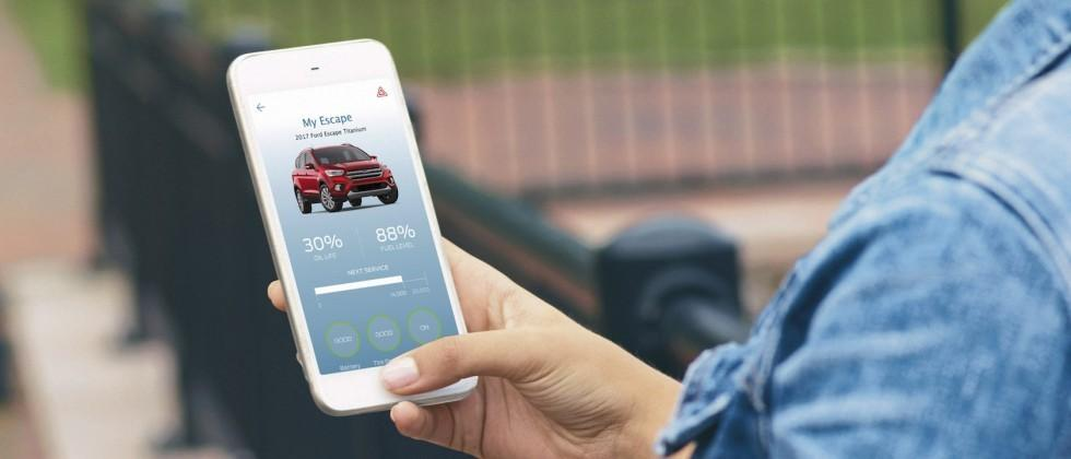 Ford SYNC Connect adds smartphone control to new Escape