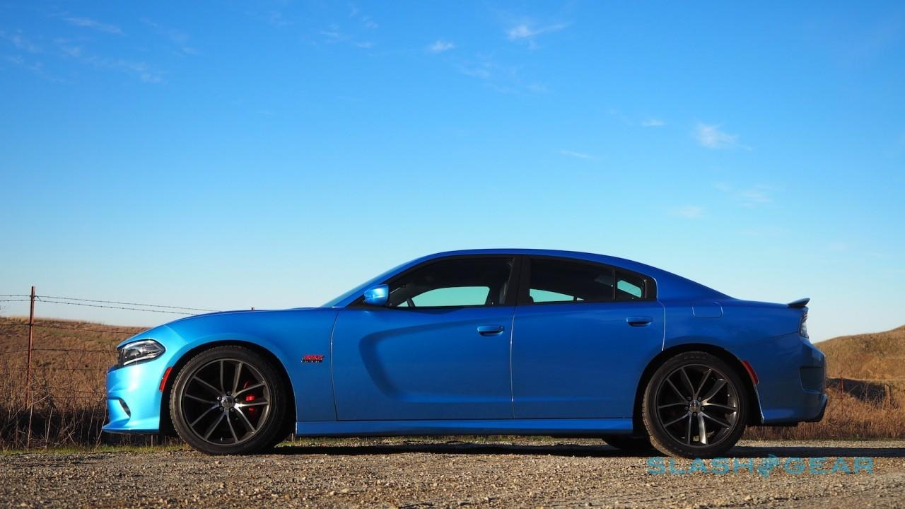 2015 Dodge Charger R/T Scat Pack Review - SlashGear