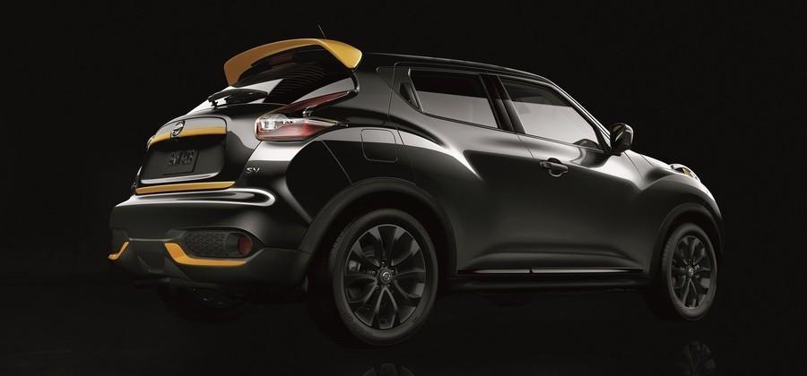 Nissan Juke Stinger Edition brings the color