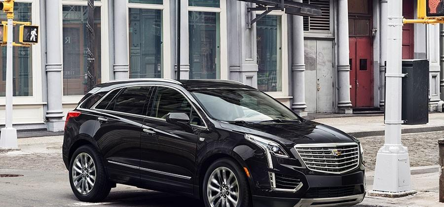2017 Cadillac XT5 luxury crossover is the first of a new series