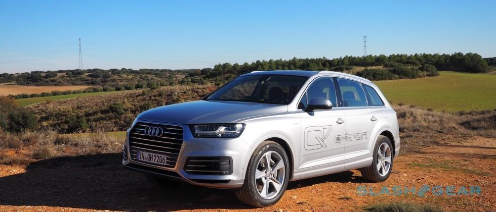 2017 Audi Q7 e-tron 3.0 TDI quattro first drive – Diesel redeemer?