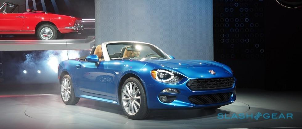 This is the 2017 Fiat 124 Spider, an icon revived