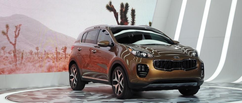2017 Kia Sportage debuts UVO3 with Android and iPhone support