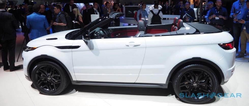 Love it or hate it, this is the 2017 Evoque Convertible