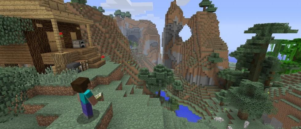 Minecraft tipped to make Wii U debut
