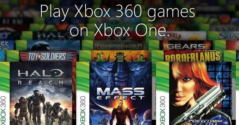 Xbox One Backward Compat questions answered ahead of launch