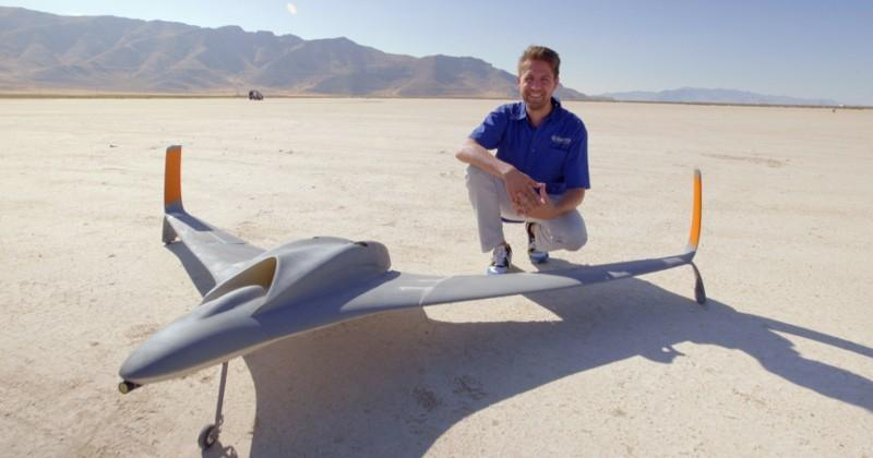 Stratasys, Aurora Flight Sciences 3D print UAV in record time