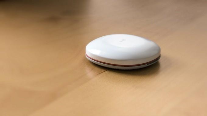 Beagle sensors monitor a home's health quality