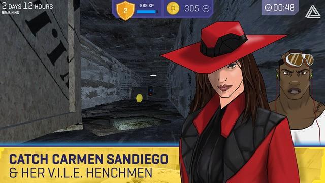 'Carmen Sandiego Returns' launches on iOS