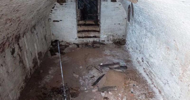 19th century burial chamber unearthed in New York