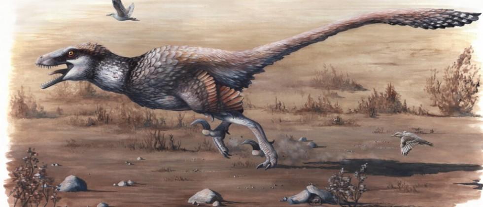 South Dakota was once home to giant raptors