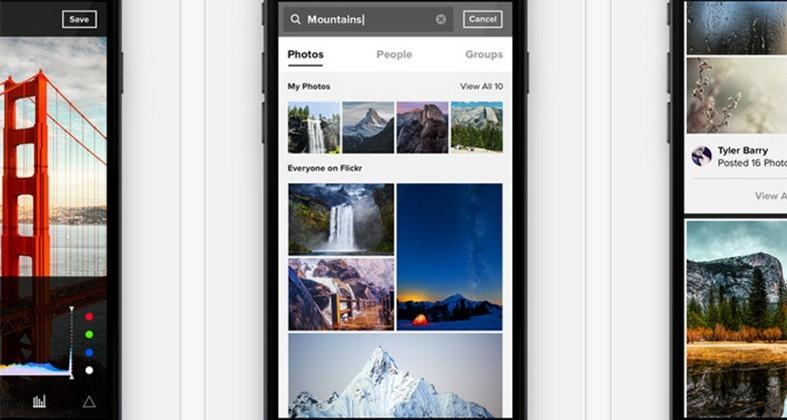 Flickr updates iOS app with 3D Touch support