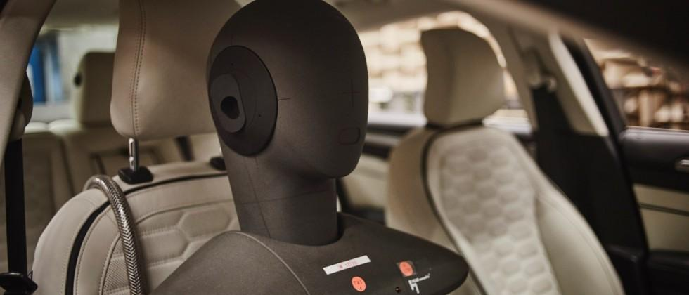 Ford's Active Noise Control works like noise-canceling headphones