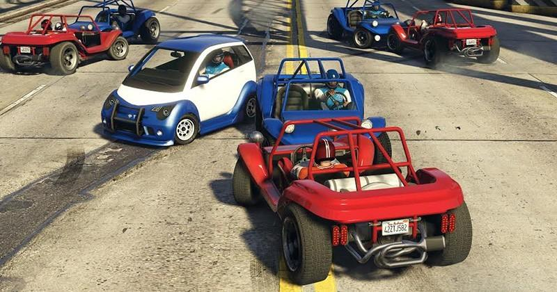 """Kick off Thanksgiving with GTA Online's """"Running Back"""" mode"""