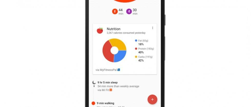 Google Fit update adds instant stats, Android Wear challenges, and more