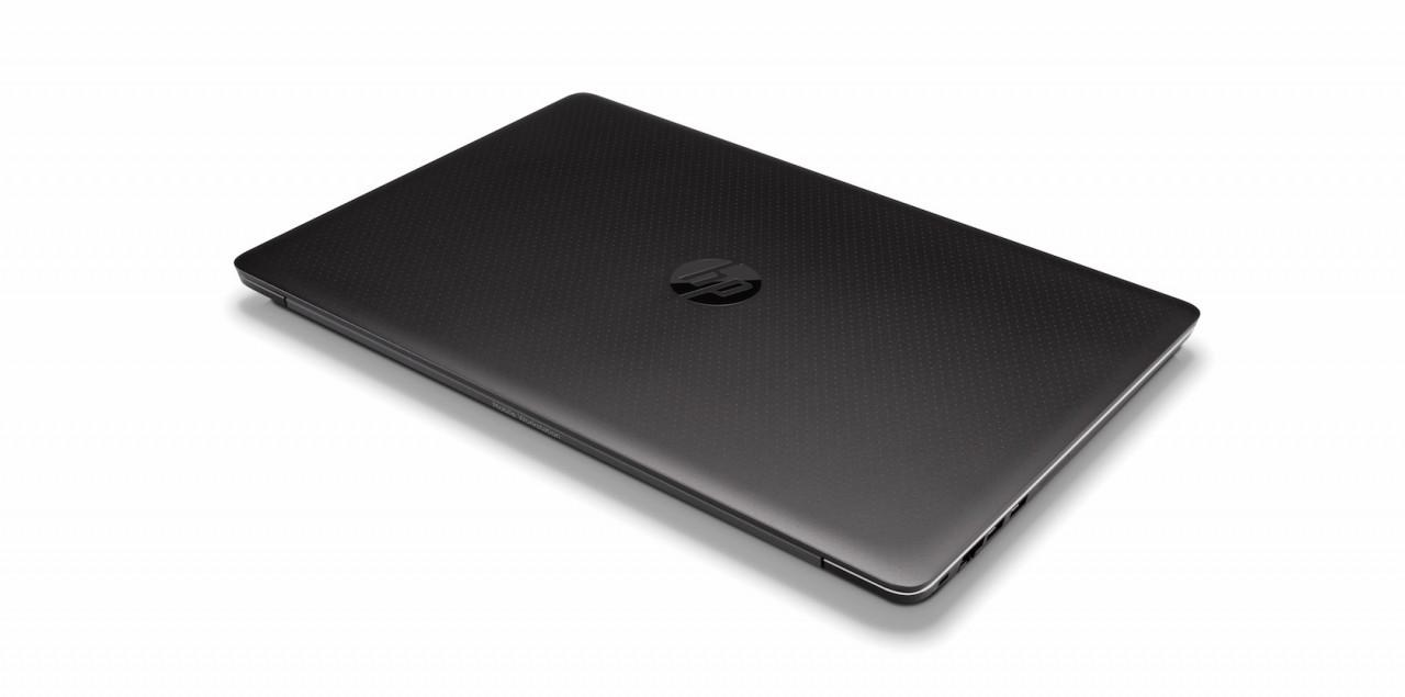 HP ZBook Studio G3 Mobile Workstation, Top View