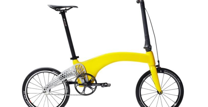 Hummingbird folding bicycle is ultra-light at 14lbs