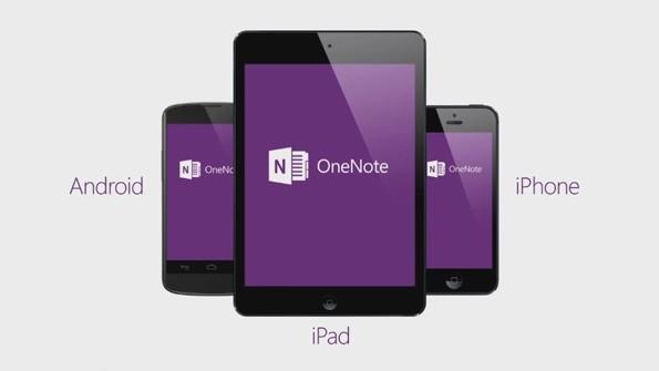 OneNote for Windows, mobile scores several big new features