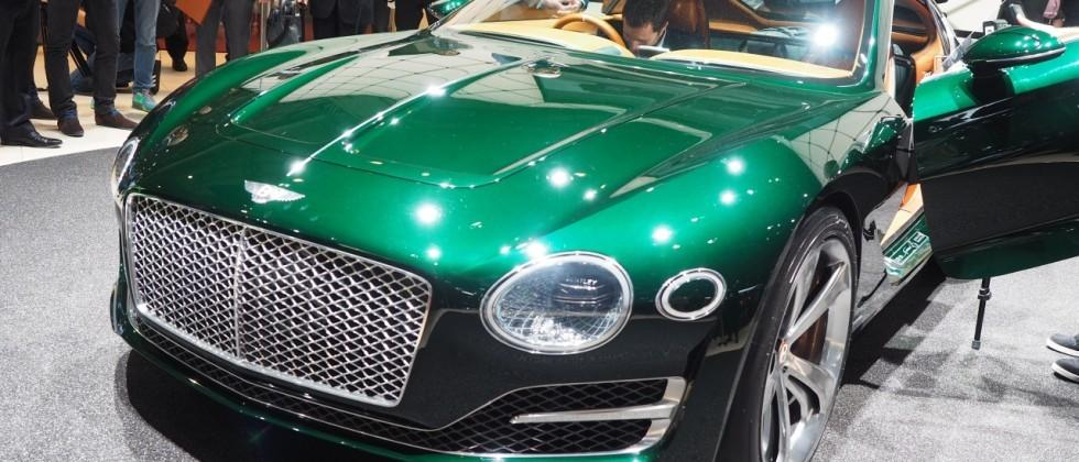 Bentley's first EV could be an all-electric EXP-10 Speed 6 monster