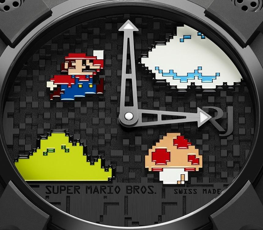 Mario watch by Romain Jerome is the perfect $19K Christmas gift
