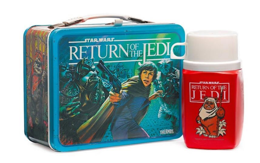 Rare Star Wars merch, once cheap, to be auctioned at ridiculous prices