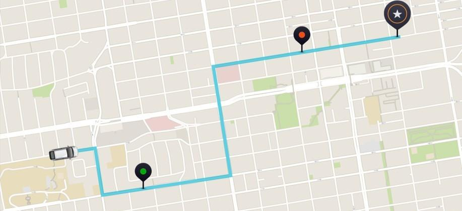 Uber's new feature makes it easier for drivers to carpool