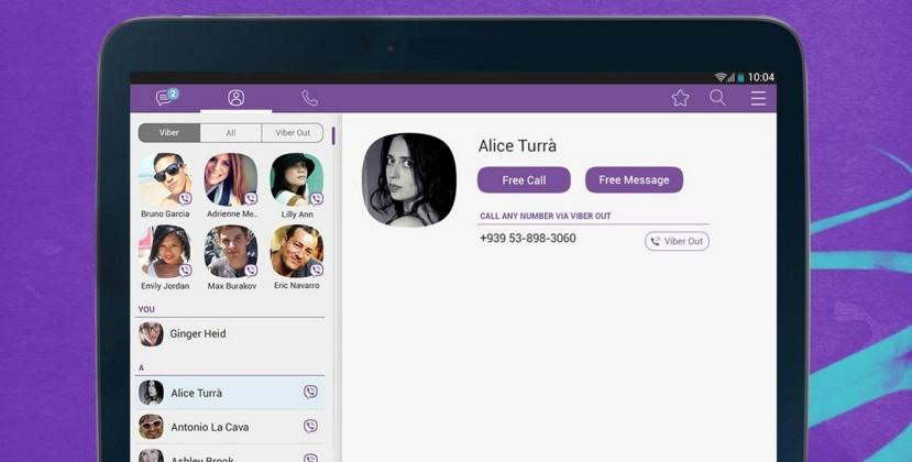 Viber users can now delete messages from recipients' phones
