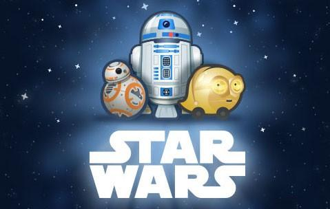 Waze's 'Star Wars' promo brings C-3PO voice navigation