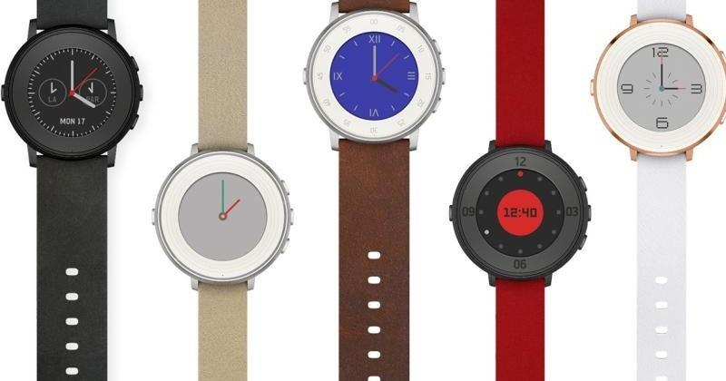 Pebble Time Round goes on retail 8th November
