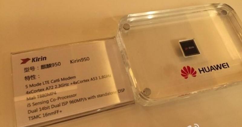 Huawei's new Kirin 950 gets an unbelievable 83,000 on AnTuTu
