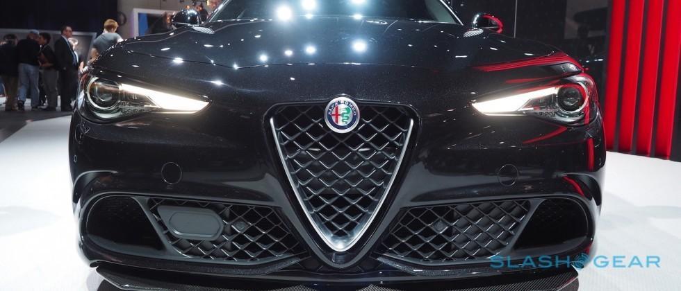 2017 Alfa Romeo Giulia Quadrifoglio: Ferrari heart, furious face