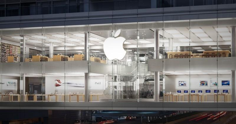 Apple Store in Singapore: first in Southeast Asia, renewable energy