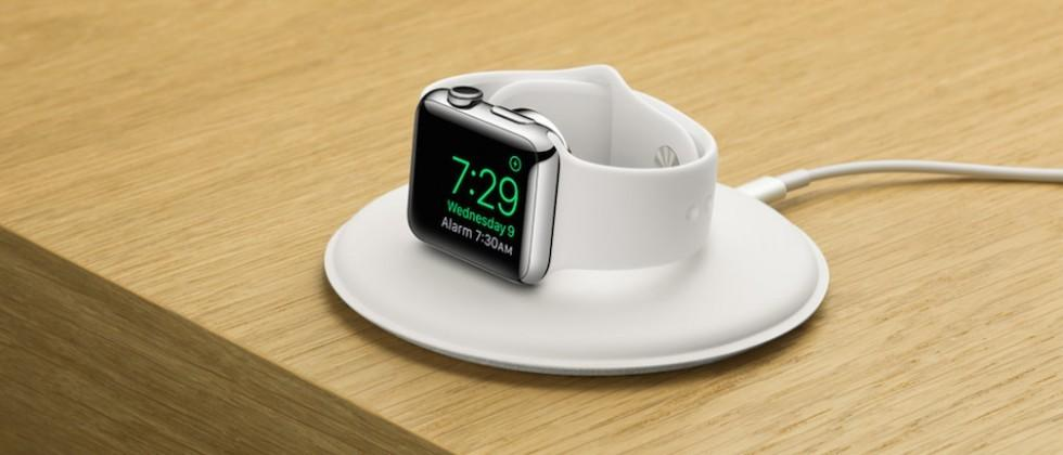 Apple Watch charging dock is now official, already on sale for $79