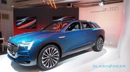 Audi e-tron quattro concept gallery