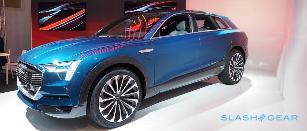 Audi talks autonomous EV charging and 150 kW for e-tron quattro