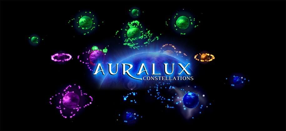 """Ultra-addictive space dots game Auralux returns with """"Constellations"""""""