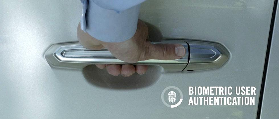 Synaptics bringing biometric and print-reading handles to cars