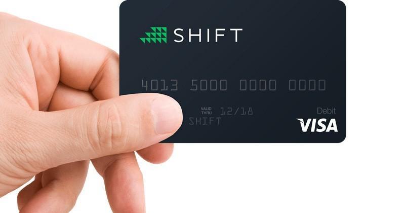 Coinbase launches their first Bitcoin debit card