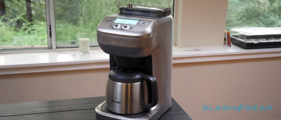 Breville Grind Control Review – Smarter Coffee