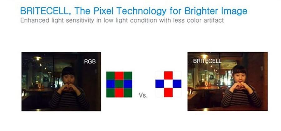 Samsung upcoming Britecell camera module and Bio Processor detailed