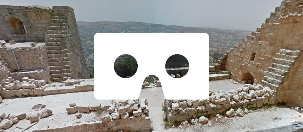 10 more VR landmarks to visit with Google Cardboard (in Jordan)