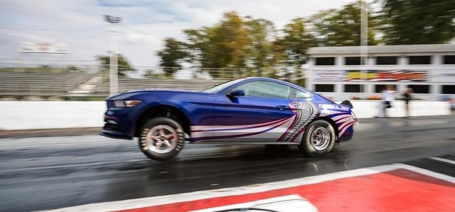 2016 Cobra Jet Mustang Aims Runs 1 4 Mile In About 8 Seconds