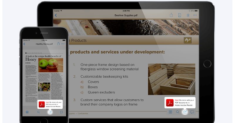 Dropbox now lets you annotate PDFs on iPhones and iPads