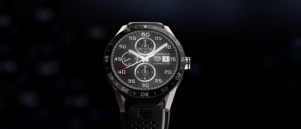 TAG Heuer Connected watch revealed – aimed directly at Apple